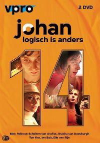 Cover Soundtrack - Johan - Logisch is anders [DVD]